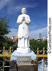 J.M. Vianney - Monument of J.M. Vianney in Nha Trang,...