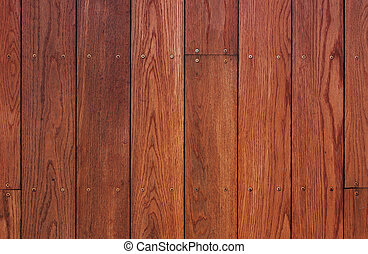 fenced background - close up of a wood fence, perfect as a...