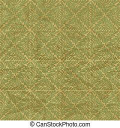 Seamless vintage wallpaper, floral pattern, retro wallpaper