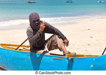 Line fishermen