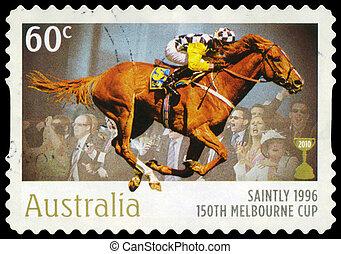 AUSTRALIA - CIRCA 2010 Saintly - AUSTRALIA - CIRCA 2010: A...