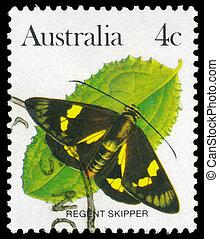 AUSTRALIA - CIRCA 1983 Regent Skipper - AUSTRALIA - CIRCA...