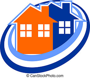House icon - Creative design of house icon