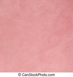 Pink leather texture - Closeup on cracked pink leather...