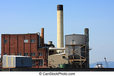 Industrial Buildings and