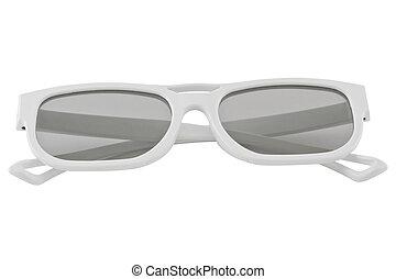 polarized eyeglasses - bright folded eyeglasses with...