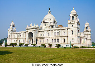 Victoria Memorial - Kolkata Calcutta - India