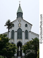 Oura Church, Nagasaki, Japan