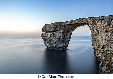 The Azure Window - The famous Azure Window in Gozo is a...