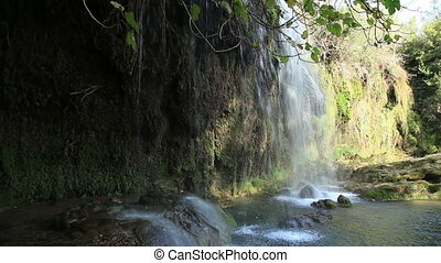 Kursunlu waterfall