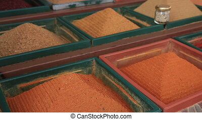 spices - Alternative medicine products in the market