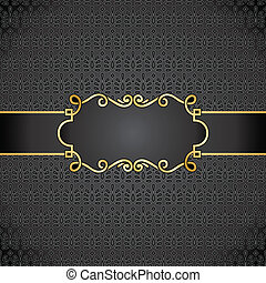 Royal black note book cover