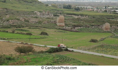 Ancient City Of Perge - Dating back to 1200 BC, The ancient...