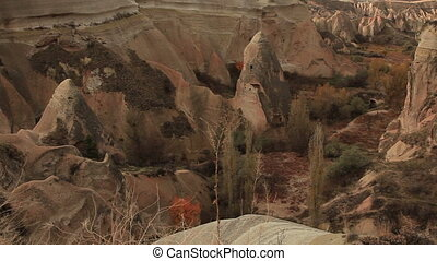 Famous city Cappadocia in Turkey - The Hittites settled...