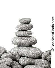 Zen, pedras