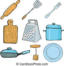 kitchen objects