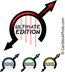 Ultimate edition - Creative design of ultimate edition