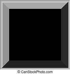 Realistic vector frame - Design of realistic vector frame