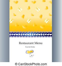special menu design
