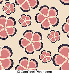 flower pattern background seamless