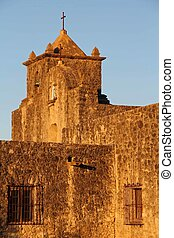 Presidio La Bahia - Historic Spanish Church in Presidio La...