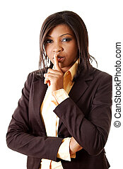 Business Authority - This is an image of a businesswoman...