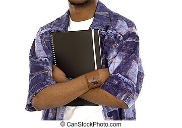 Ready 4 Education - This is an image of a student holding a...