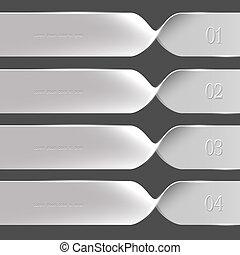 White Design template