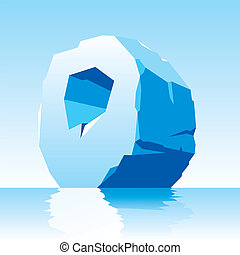 ice letter O