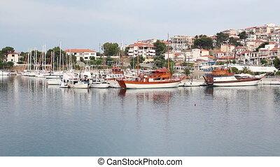Neos Marmaras Sithonia Halkidiki