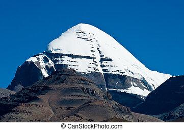 Sacred mountain in Tibet - Mount Kailash