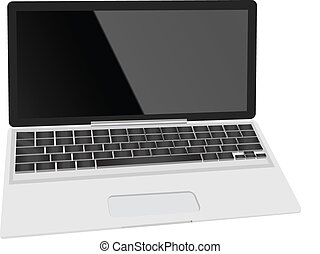 Mac Book Pro Illustrations vector