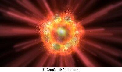 Cosmic Inferno