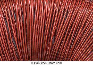 cobre, alambre
