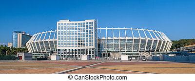 Olympic National Sports Complex. Kiev, Ukraine