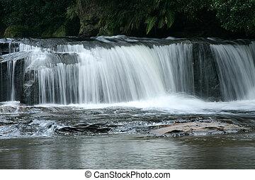 Mariyudo Waterfall Trek, Iriomote Island, Okinawa, Japan