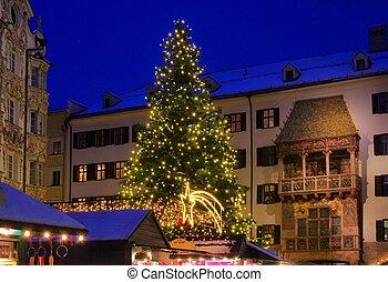 Innsbruck christmas market 02