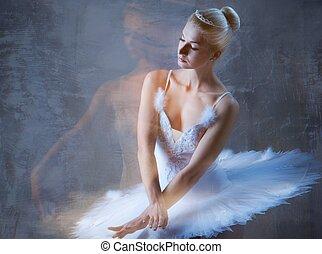 beau,  ballet, danseur