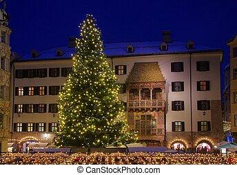 Innsbruck christmas market 04