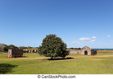 Penal Colony Buildings - Buildings which are part of the old...