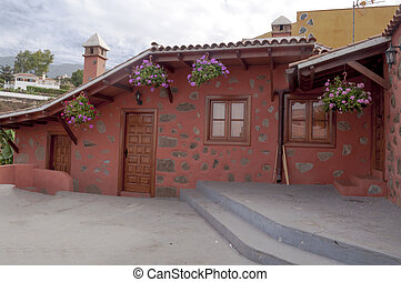 Houses in La orotava