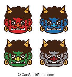 Ogre in Japan