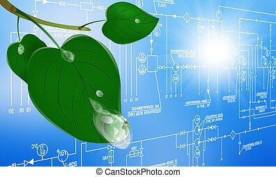 Ecology designing