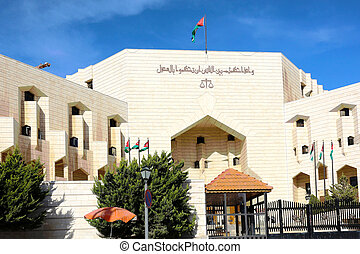 High Court of Justice Amman - the High Court of Justice in...