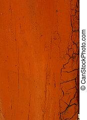 Wood cracked background