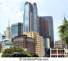 City Center - Photo of Dallas, Tx city center