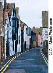 street scene whitstable kent