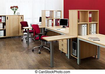 monitor, escritorio