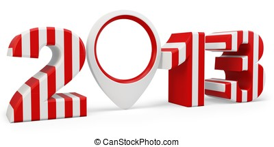 3d year 2013 and interest point