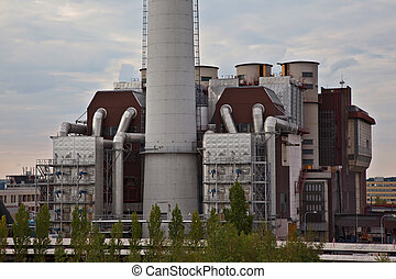 incineration plant - Technology of waste incineration plant